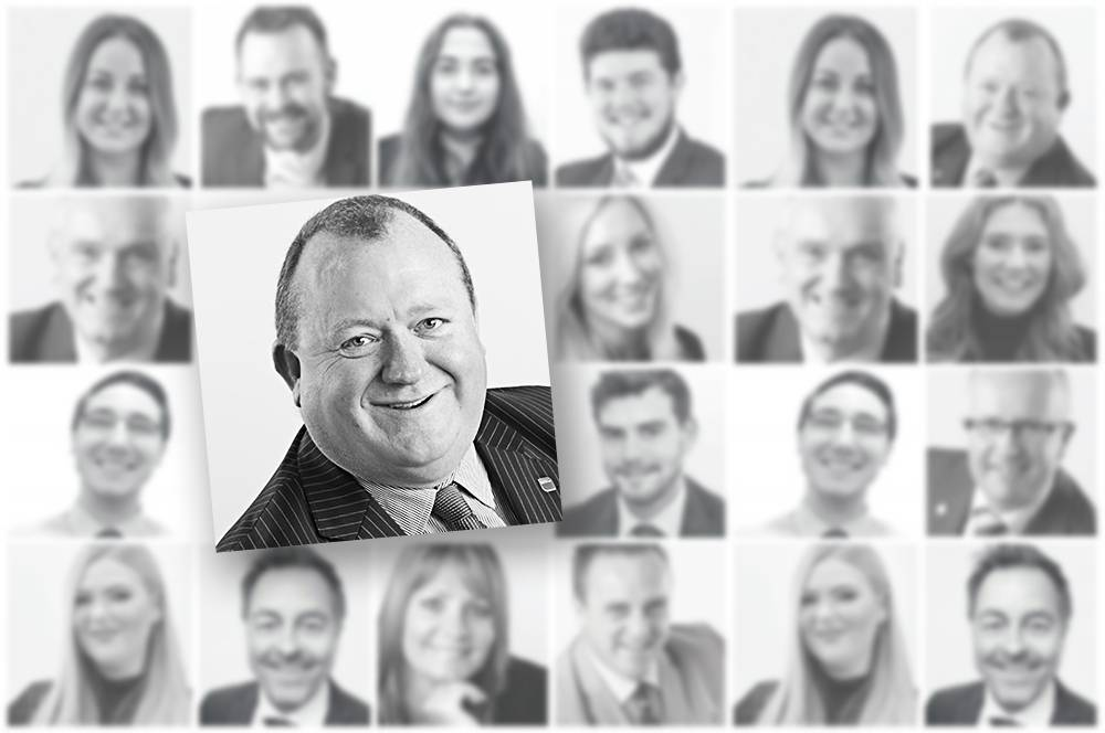 Account Director Andrew Demain Gives New Perspective In Yorkshire